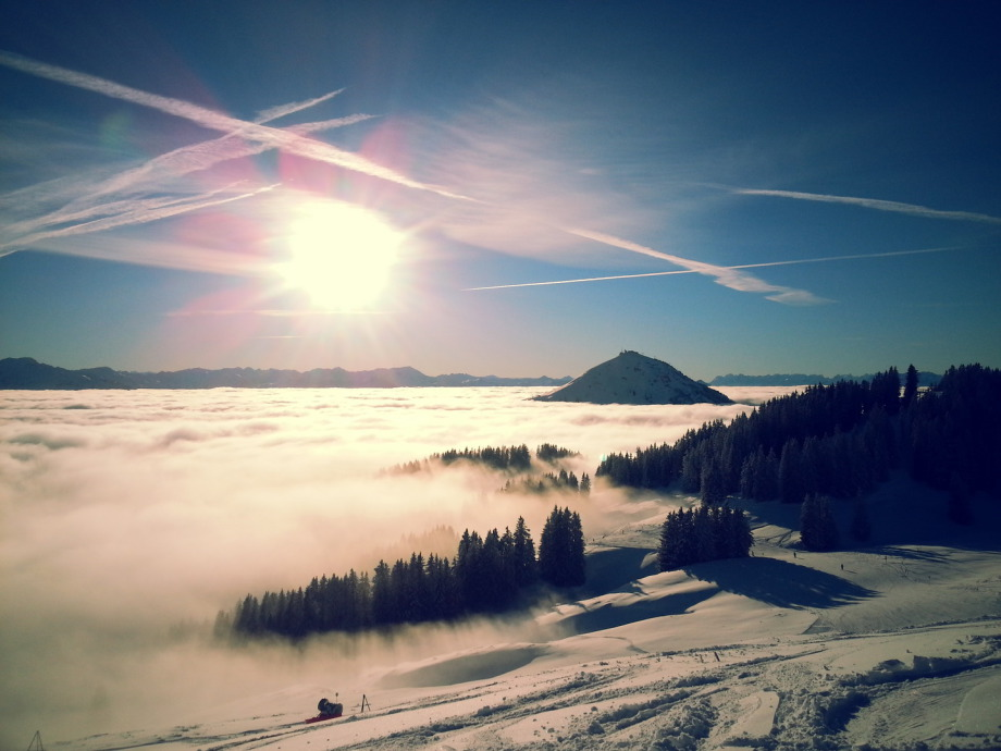 Blick vom Zinsberg ins Tal