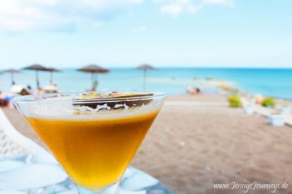 Atrium Prestige - Cocktails am Strand