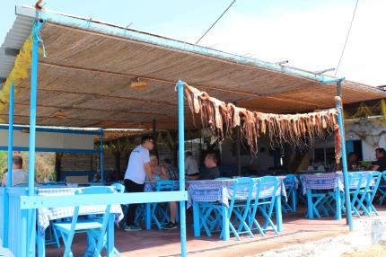 Fischrestaurant in der Nähe