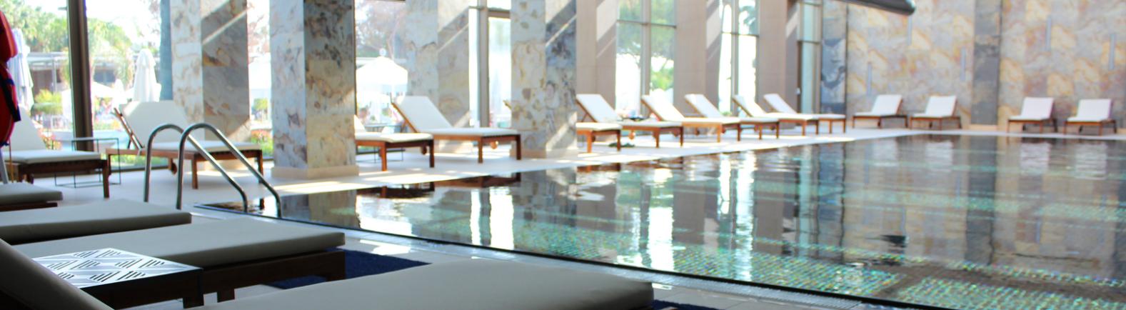 Barut Acanthus & Cennet – Indoor Pool