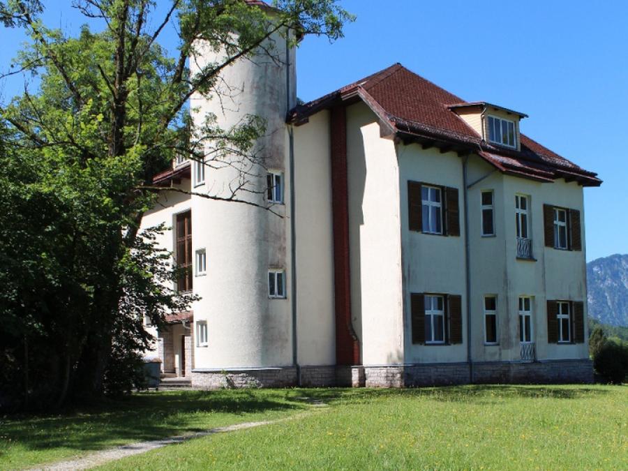 Gästehaus auf der Hotelanlage