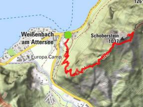 Bergfex App