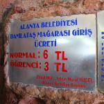 Alanya – Tropfsteinhöhle