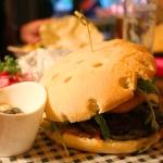 Die Röhre - Burger
